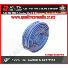 Stinger ST16SPKB 18M of HPM 16GA SPK WIRE - Easy LayBy