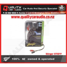 Stinger STI12YF 1M TO 2F RCA SPLITTERS - Easy LayBy