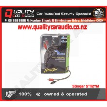 Stinger STI12YM 1F TO 2M RCA SPLITTERS - Easy LayBy