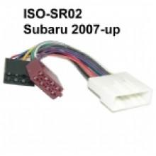 Subaru ISO Harness Adaptor 2007 ON