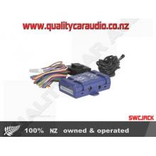 SWCJACK Steering Rem Control Interface JVC Alp Cla - Easy LayBy