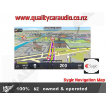 NEW SYGIC Licensed NAVIGATION MAP IN SD CARD with Easy LayBy