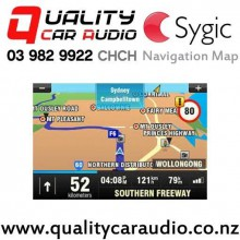 Sygic Licensed Navigation Map in SD Card (Sygic map) with Easy Finance