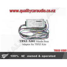 TBXE-X001 Bose Interface for Mazda Vehicles - Easy LayBy