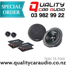 "TEAC TE-FS60 6.5"" 85W RMS Component Speakers - Easy LayBy"