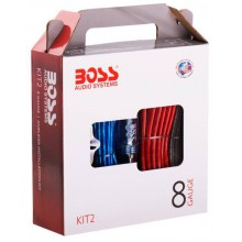 Boss AK0BSKIT2 8 Gauge 2 Ch Amp Wiring Kit with Easy Payments