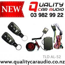 TLD AL-52 Car Alarm System - Easy LayBy