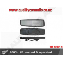 TM-4318A-N 4.3 inch Clip-on Rear View Mirror Monit - Easy LayBy