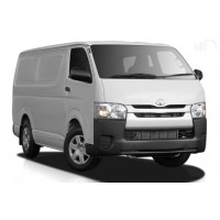 Toyota Hiace From 2004 to 2012