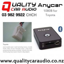 ANYCAR 1080B Bluetooth & USB/SD/AUX for Toyota with Easy Finance Fitted From $279