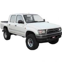 Toyota Hilux 1998-2004 Setup