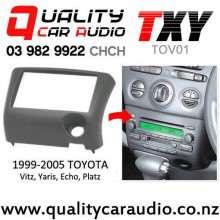 Toyota Vitz / Echo / Platz Fitting Kit 1998 to 2005 with Easy Finance