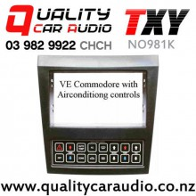 NO981K VE Commodore Single Zone Fitting Kit with Easy Finance