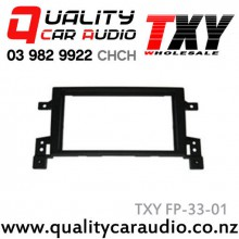 TXY FP-33-01 Single Din Size Facia Kit for 2006 - 2010 Suzuki Grand Vitara