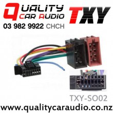 TXY-SO02 Sony (2013 on) to Iso Radio Wiring Adapter (Small)