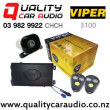 Viper 3100V 1 Way Security System with Easy Finance