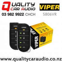 Viper 5806VR 2 Way LED Security with Remote Start with Easy Finance