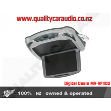 "Vission MV-RFI10D 10"" Fold Down Media Player - Easy LayBy"