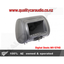"""Vission MV-S7HD 7"""" Head Rest Media Player - Easy LayBy"""