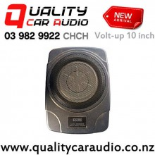 Volt Up 10 inch 500W Jnderseat Car Active Subwoofer (Amp Kits Incl) with Easy Finance