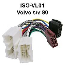 VOLVO s/v 80 ISO Harness Adaptor