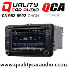 VW T10-610 Navigation Bluetooth Android USB DVD AUX NZ Tuner Car Stereo with Easy Finance