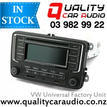 VW Factory Unit with Bluetooth CD AUX SD NZ Tuners with Easy LayBy