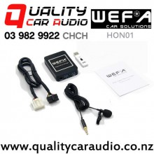 WEFA-HON01 Digital Music Changer USB/ AUX/ Bluetooth Input for Honda with Easy Finance