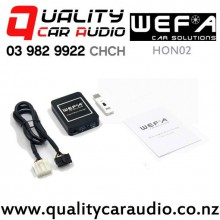 WEFA-HON02 Digital Music Changer USB/ AUX Input for Honda with Easy Payments