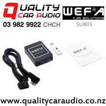 WEFA-SUB03 Digital Music Changer USB/ AUX Input for Subaru (Mcintosh & Suzuki) with Easy Payments