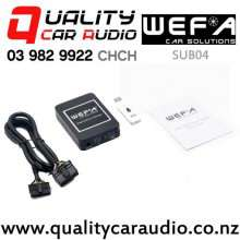 WEFA-SUB04 Digital Music Changer USB/ AUX Input for Subaru (20 pins) with Easy Payments