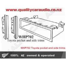 WHP702 Toyota Pocket and side trims