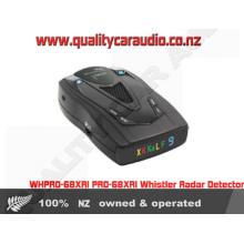 WHPRO-68XRI Whistler Radar Detector - Easy LayBy