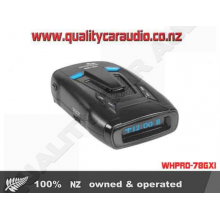 WHPRO-78GXI Whistler PRO-78GXI Radar Detector - Easy LayBy