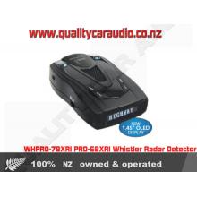 WHPRO-78XRI Whistler Radar Detector - Easy LayBy