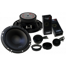 """Cerwin Vega XED650C 6.5"""" 30W 2 Way Coaxial Car Speaker with Easy Payments"""