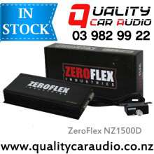 ZeroFlex NZ1500D 1500W RMS 2/1 Channels Class D Car Amplifier with Easy LayBy