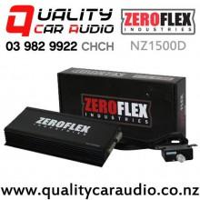 ZeroFlex NZ1500D 1500W RMS 2/1 Channels Class D Car Amplifier with Easy Finance