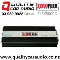 Zeroflex Flex5000D 5000W Mono Channel Car Amplifier with Easy Payments