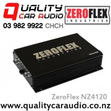 ZeroFlex NZ4120 680W 4/3/2 Channel Class D Car Amplifier with Easy LayBy