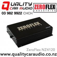 ZeroFlex NZ4120 680W 4/3/2 Channel Class D Car Amplifier with Easy Finance