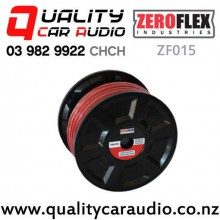 ZeroFlex ZF015 0 Gauge Power Cable 15 meter with Easy Finance