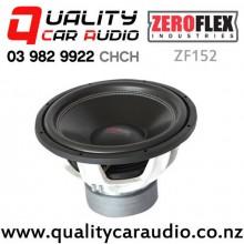 ZeroFlex ZF152 15'' 3000W (1500W RMS) ZF Series DVC 2 Ohm Car Subwoofer with Easy Finance