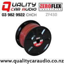 ZeroFlex ZF430 4 Gauge Power Cable 30m with Easy Finance