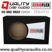 "ZeroFlex ZFSLOT12 12"" Slotport Subwoofer Enclosure with Easy Finance"