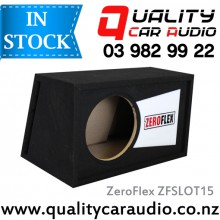 "ZeroFlex ZFSLOT15 15"" Slotport Subwoofer Enclosure with Easy Laby"