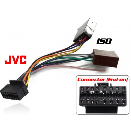 Jvc Car Stereo Wiring Harness Adapter : Car stereo head unit accessories wire harness compare